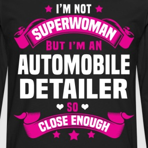 Automobile Detailer T-Shirts - Men's Premium Long Sleeve T-Shirt