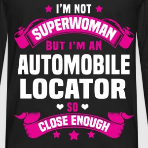 Automobile Locator T-Shirts - Men's Premium Long Sleeve T-Shirt