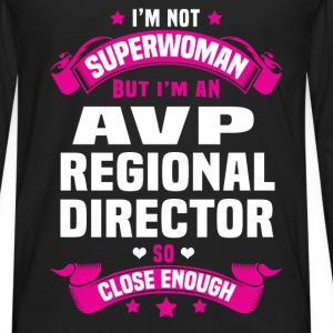 AVP Regional Director T-Shirts - Men's Premium Long Sleeve T-Shirt