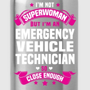 Emergency Vehicle Technician T-Shirts - Water Bottle