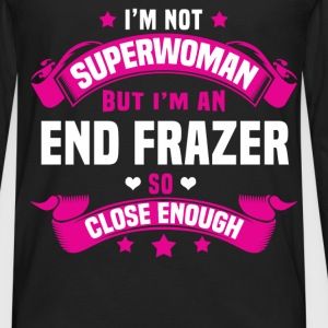 End Frazer T-Shirts - Men's Premium Long Sleeve T-Shirt