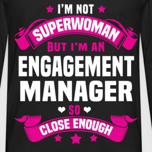 Engagement Manager T-Shirts - Men's Premium Long Sleeve T-Shirt