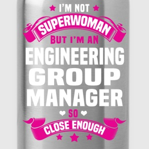 Engineering Group Manager T-Shirts - Water Bottle