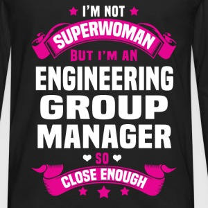 Engineering Group Manager T-Shirts - Men's Premium Long Sleeve T-Shirt