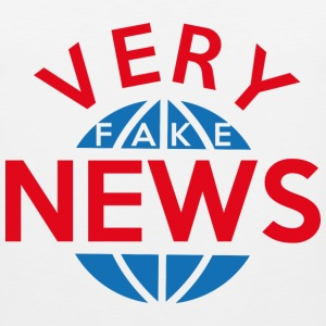 Very Fake News - Men's Premium Tank