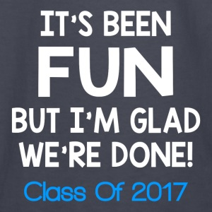 CLASS OF 2017 FUNNY Hoodies - Kids' Long Sleeve T-Shirt