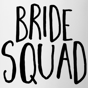 Bride Squad Hen Party  Sportswear - Coffee/Tea Mug