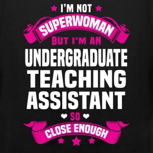Undergraduate Teaching Assistant T-Shirts - Men's Premium Tank