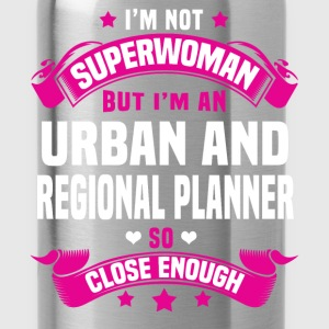 Urban and Regional Planner T-Shirts - Water Bottle