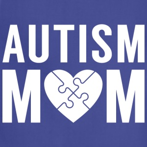 Autism Mom - Adjustable Apron