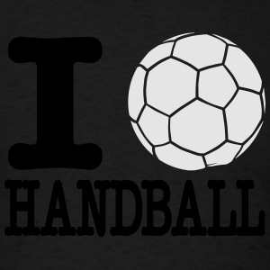 i love handball ball 2c Sportswear - Men's T-Shirt