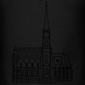 Cathedral Vienna Bags & backpacks - Men's T-Shirt