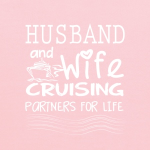 Husband And Wife Cruising Partners For Life Shirt - Kids' Hoodie