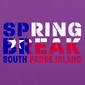 sprin break South Padre I T-Shirts - Tote Bag