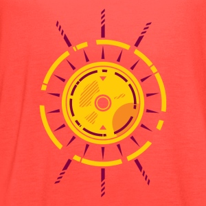 The Sun T-Shirts - Women's Flowy Tank Top by Bella