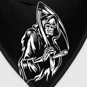 Grin Of The Reaper - Bandana