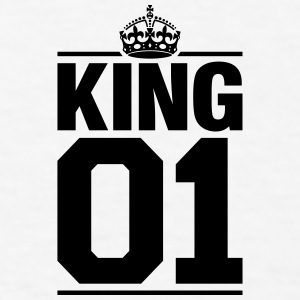King 01 Accessories - Men's T-Shirt