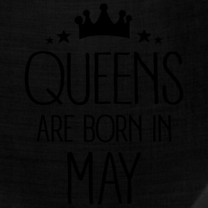 Queens Are Born In May Tanks - Bandana