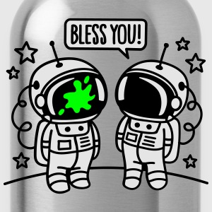 Bless you! T-Shirts - Water Bottle