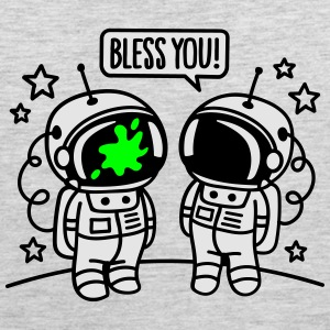 Bless you! T-Shirts - Men's Premium Tank