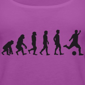 Evolution Soccer Kids' Shirts - Women's Premium Tank Top