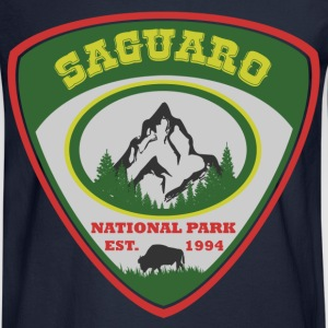 SAGUARO NATIONAL PARK EST.1994,NATIONAL PARK ,EST. - Men's Long Sleeve T-Shirt