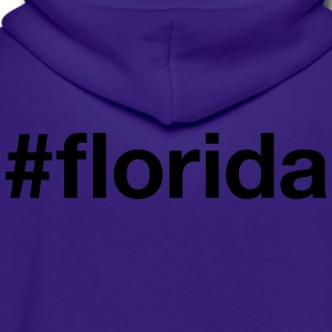 FLORIDA - Unisex Fleece Zip Hoodie by American Apparel