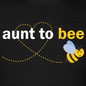 Aunt To Bee Long Sleeve Shirts - Men's T-Shirt