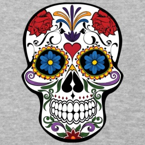 Sugar Skull Hoodies - Baseball T-Shirt