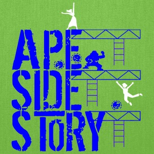 Ape Side Story - Tote Bag