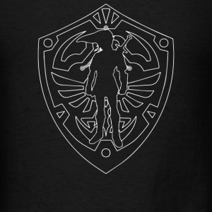 Link to Hyrule - Men's T-Shirt