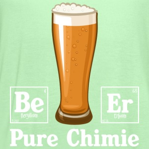 Pure chimie (fonce) T-Shirts - Women's Flowy Tank Top by Bella