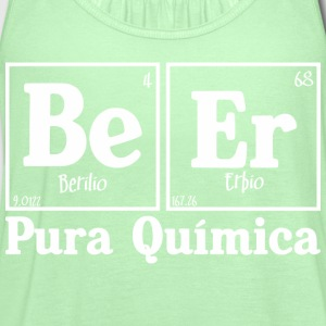 Pura Quimica 2 (oscura) T-Shirts - Women's Flowy Tank Top by Bella