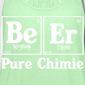 Pure chimie 2 (fonce) T-Shirts - Women's Flowy Tank Top by Bella