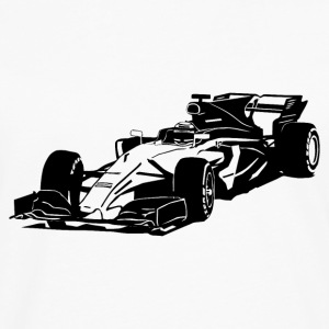 Formula One - Formula 1 - Racer T-Shirts - Men's Premium Long Sleeve T-Shirt