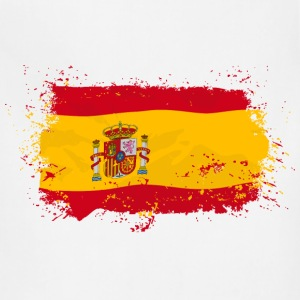 Spain Flag Hoodies - Adjustable Apron