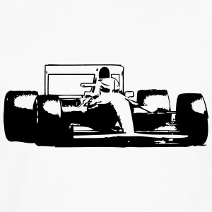 Formula One Racer - Indycar T-Shirts - Men's Premium Long Sleeve T-Shirt