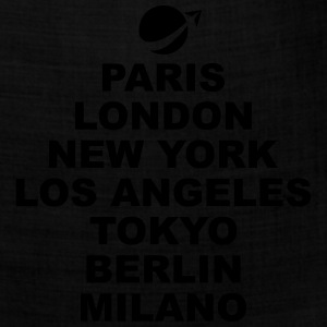 Paris London NewYork.. T-Shirts - Bandana