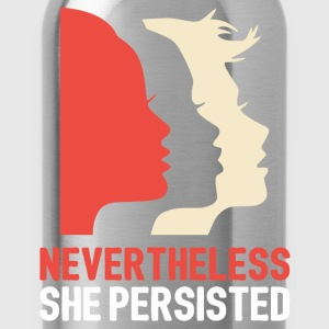 New Women Persisted - Water Bottle