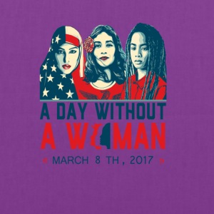 Women's March-On International Women's Day, March - Tote Bag