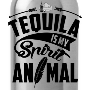 Tequila Spirit Animal T-Shirts - Water Bottle
