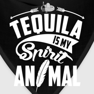 Tequila Spirit Animal T-Shirts - Bandana