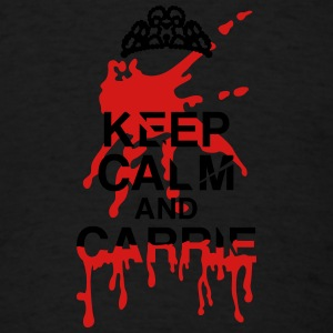 keep calm Carrie Sportswear - Men's T-Shirt
