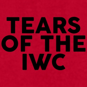 Tears of the IWC Mugs & Drinkware - Men's T-Shirt by American Apparel