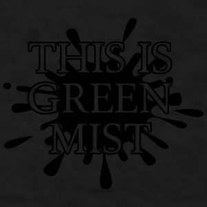 This is Green Mist Mugs & Drinkware - Men's T-Shirt