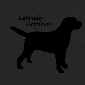 Labrador Retriever - Men's Premium Long Sleeve T-Shirt