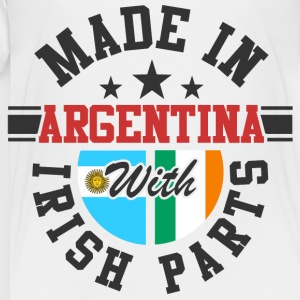 argentina 12121.png Kids' Shirts - Toddler Premium T-Shirt