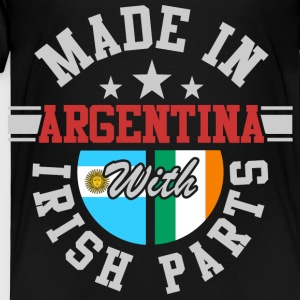 argentina 127812.png Kids' Shirts - Toddler Premium T-Shirt