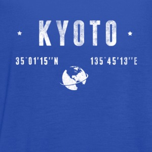 Kyoto Kids' Shirts - Women's Flowy Tank Top by Bella