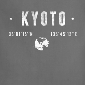 Kyoto T-Shirts - Adjustable Apron